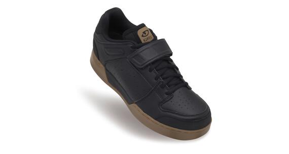 Giro Men's Chamber Schuhe black/gum